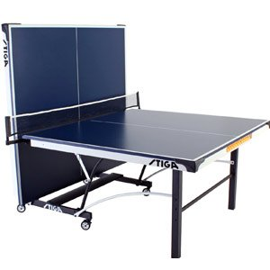 Does The Foldable, Integrated Stiga STS 185 Table Tennis Table Live Up To  Expectations?
